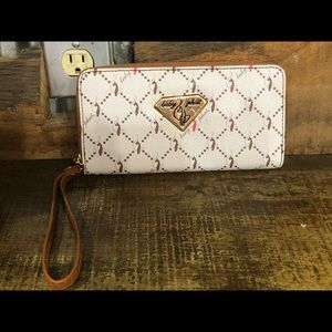 Clutch Baby Phat with wristlet